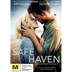 Safe Haven DVD 1Disc