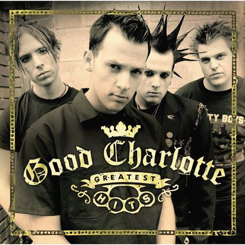 Greatest Hits CD by Good Charlotte 1Disc