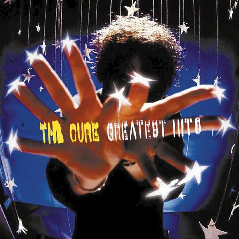 Greatest Hits CD by The Cure 1Disc