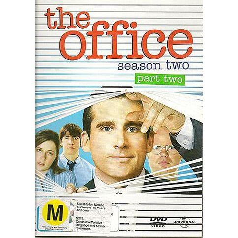 Office US Season 2 Part 2 DVD 2Disc