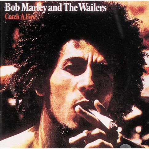 Catch A Fire (Remaster) CD by Bob Marley 1Disc