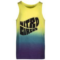 Nitro Circus Boys' Dip Dyed Singlet