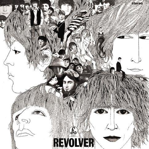 Revolver Vinyl by The Beatles 1Record