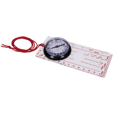 Campmaster Accessories Map Compass