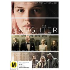 The Daughter DVD 1Disc