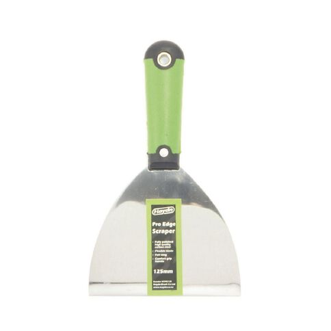 Haydn Rubber Handled Scraper 125mm