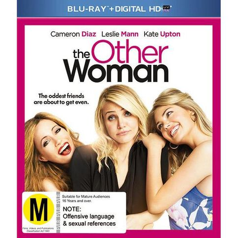 The Other Woman Blu-ray 1Disc