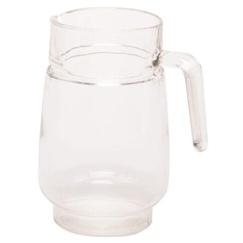 Necessities Brand Value Glass Jug