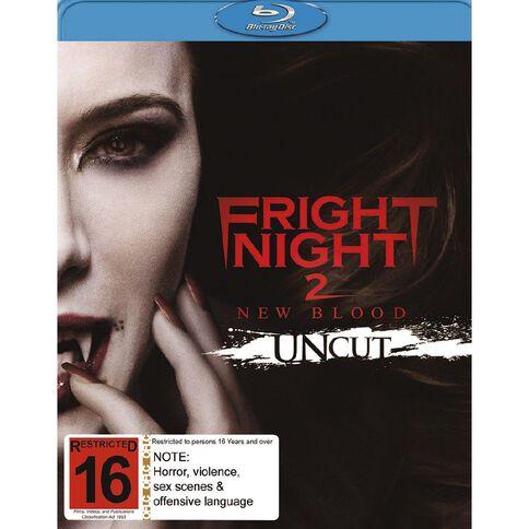 Fright Night 2 Blu-ray 1Disc