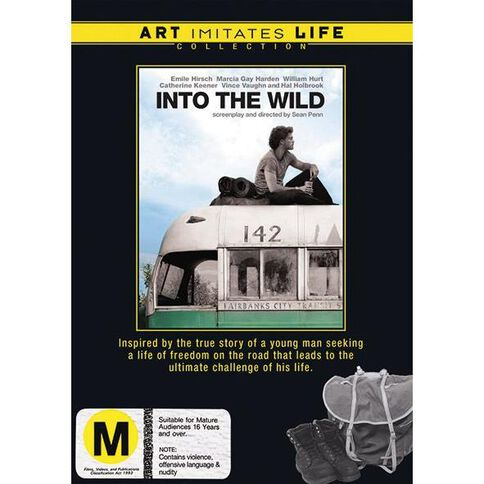 Into The Wild DVD 1Disc