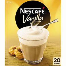 Nescafe Vanilla 20 Pack