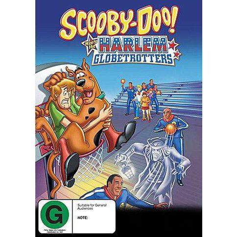 Scooby Doo Meets the Harlem Globetrotters DVD