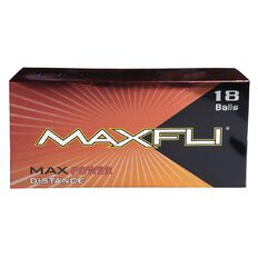 Maxfli Power Max Distance Ball 18 Pack