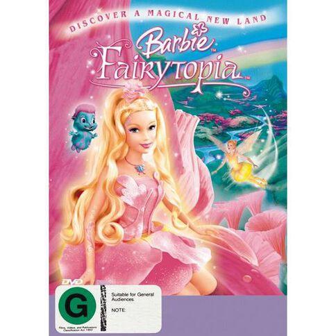 Barbie Fairytopia DVD 1Disc