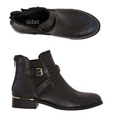 Debut Women's Krisy Anklet Boots
