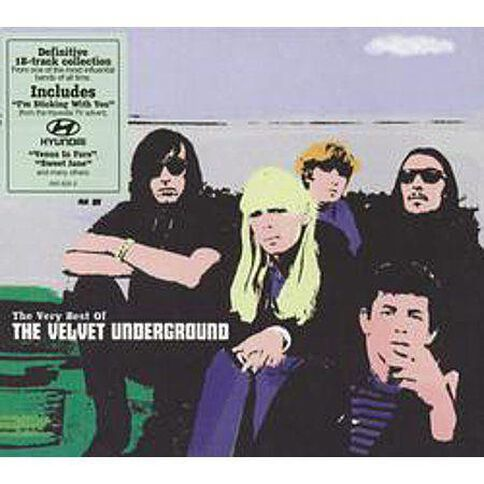 The Very Best of CD by The Velvet Underground 1Disc