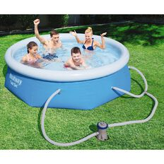 Bestway Pool Fast Set 8ft x 26in
