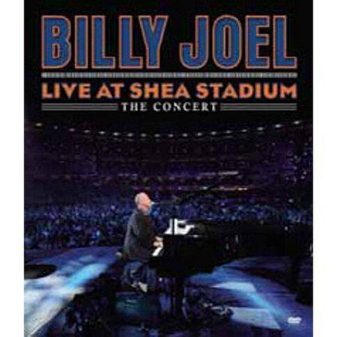 Live at Shea Stadium CD/DVD by Billy Joel 3Disc