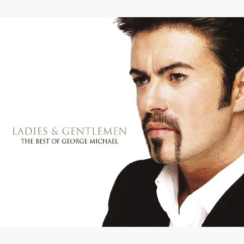 Ladies & Gentlemen The Best of CD by George Michael 2Disc