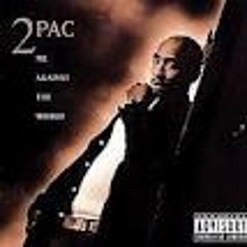 Me Against The World CD by 2 Pac 1Disc