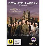 Downton Abbey Season 2 DVD 4Disc
