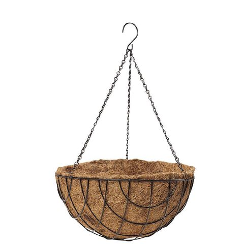 Westminster Hanging Basket with Liner 41cm