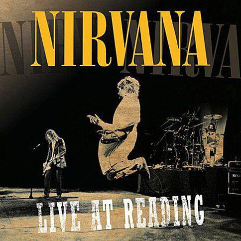 Live At Reading CD by Nirvana 1Disc