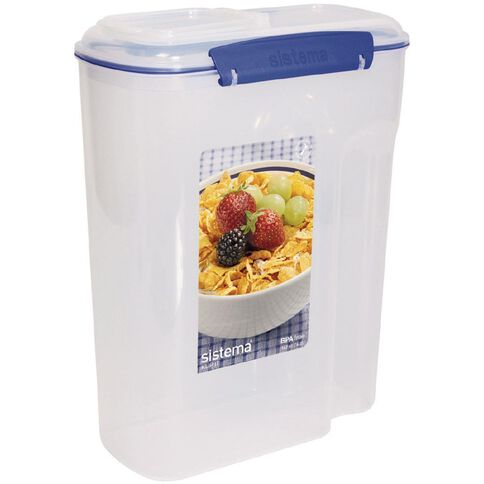 Sistema Klip It Blue Cereal Storer 4.2L
