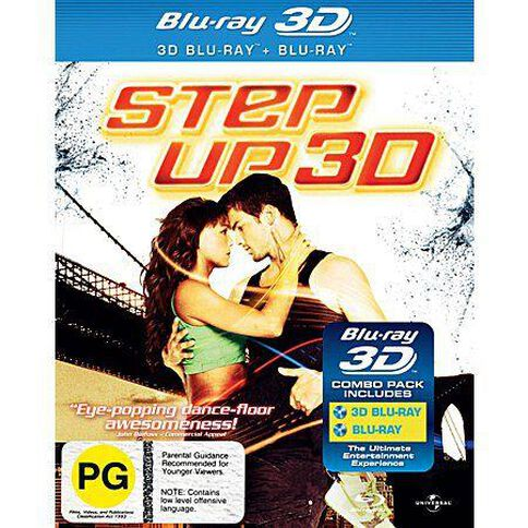 Step Up 3D Blu-ray 2Disc