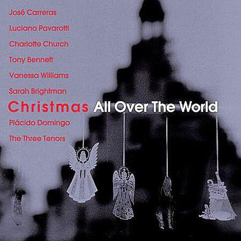 Christmas All Over The World CD by Various Artists 1Disc
