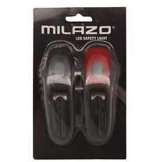 Milazo Bike Silicone Lights 2 Pack