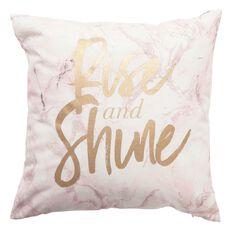 Living & Co Sorrento Cushion Rise & Shine