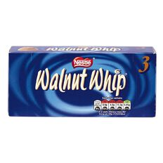 Nestle Walnut Whip 90g 3 Pack