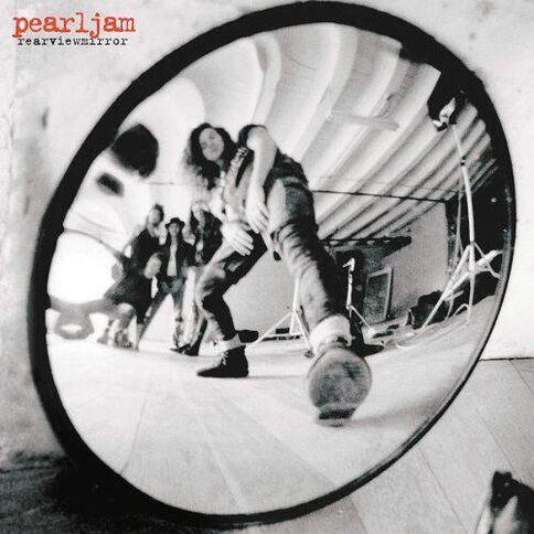 Rearview Mirror CD by Pearl Jam 2Disc