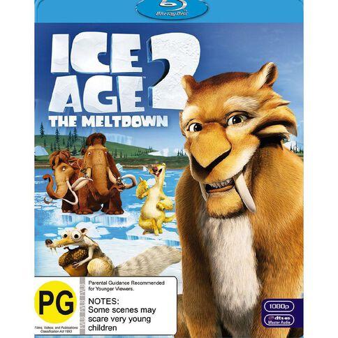 Ice Age 2 Meltdown Blu-ray 2Disc