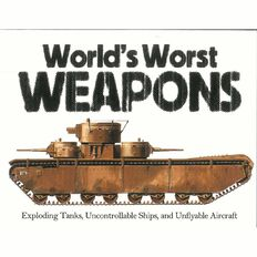 World's Worst Weapons by Martin J. Dougherty