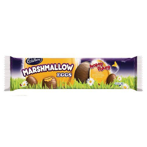 Cadbury Hokey Pokey Marshmallow Egg 6 Pack