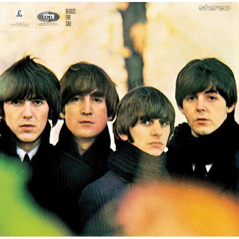 Beatles For Sale (Remastered) CD by The Beatles 1Disc