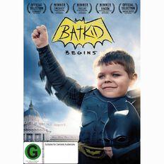 Batkid Begins Wish Heard Around the World DVD 1Disc