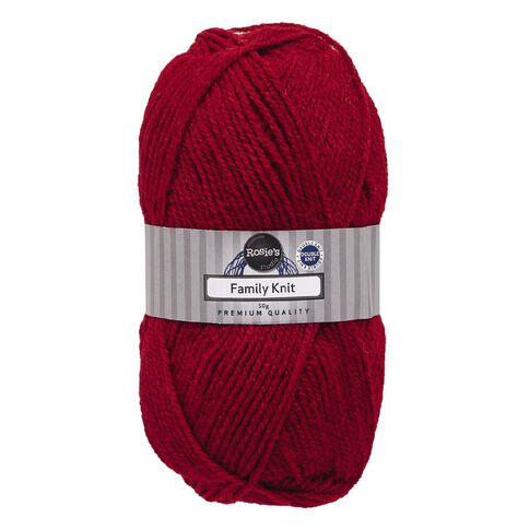 Rosie's Studio Family Yarn Double Knit Claret 50g
