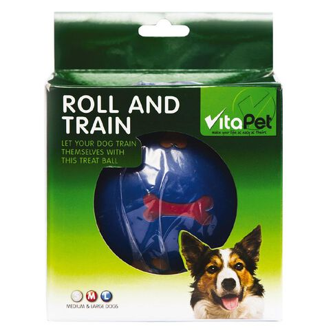 Vitapet Roll a Treat Ball Large