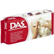 DAS Modelling Clay 1kg White