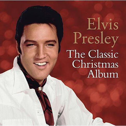 The Classic Christmas by Elvis Presely CD