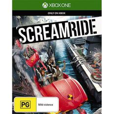 XboxOne Scream Ride