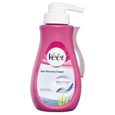 Veet Hair Removal Cream Silk & Fresh Sensitive Skin 400ml