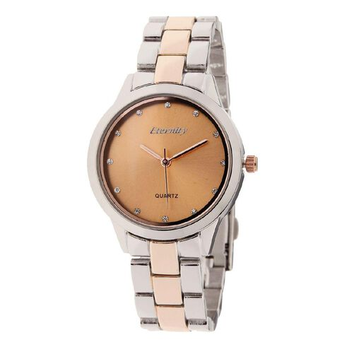 Watch Women's Analog Bronze