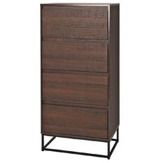 Living & Co Portland 4 Drawer Tallboy