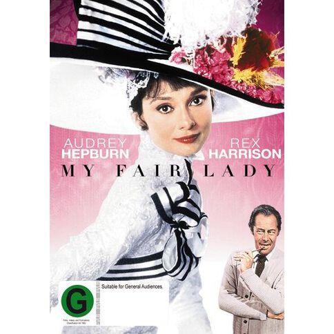 My Fair Lady '64 DVD 1Disc