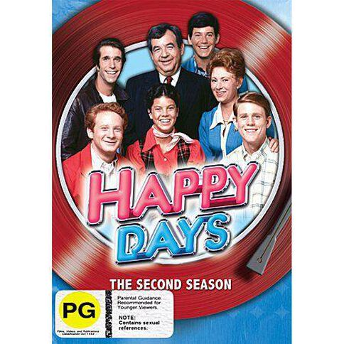 Happy Days Season 2 DVD 4Disc