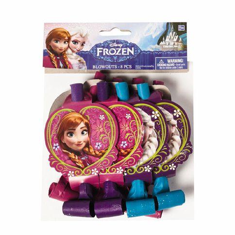 Disney Frozen Blowouts 8 Pack